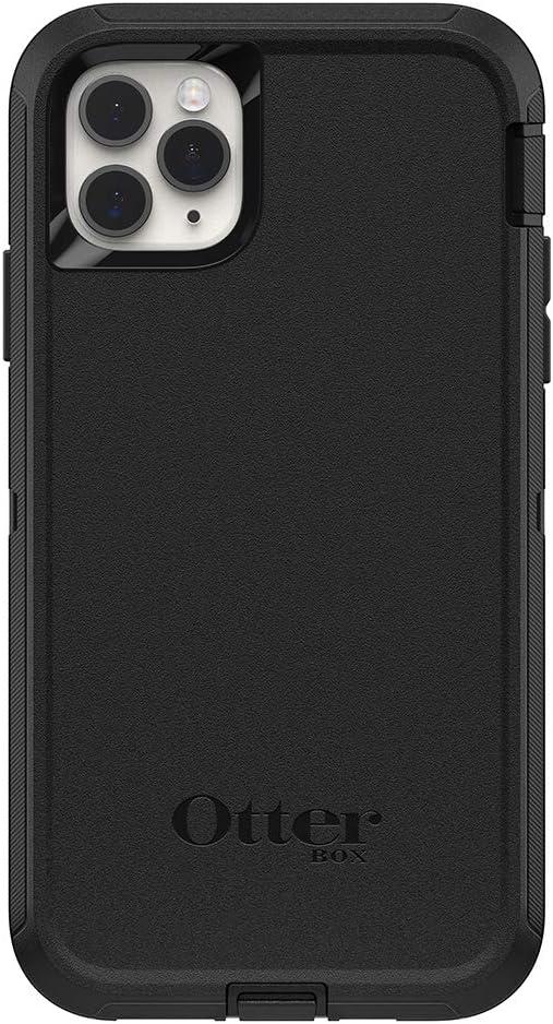 OtterBox Defender Coque Robuste et Renforcée pour iPhone 11 Pro Max Noir