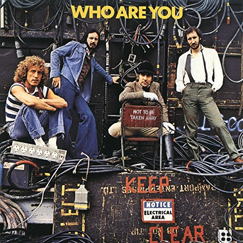 Who-Are-You the who disco vinile lp