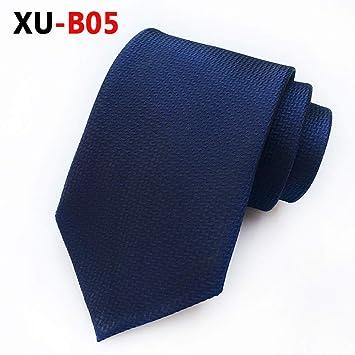 WOXHY Corbata de los Hombres El diseño se ensambla con Corbata ...