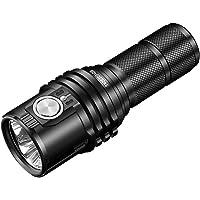 IMALENT MS03 EDC LED zaklamp 13000 lumen High Lumen MINI zaklamp 6 Modes zoom,Aangedreven door oplaadbare 21700 4000mAh…