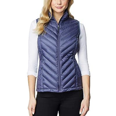 32 DEGREES Womens Packable Vest at Amazon Women's Coats Shop