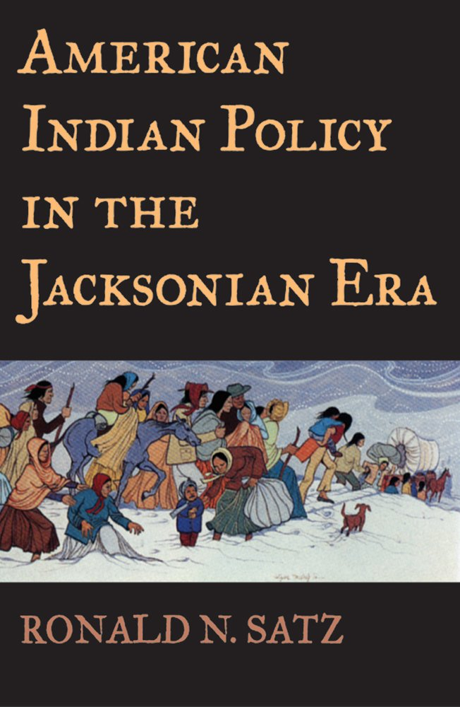 Download American Indian Policy in the Jacksonian Era pdf