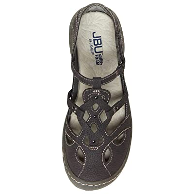 JBU by Jambu Ladies' Sydney Sandal/Flat Sandals for Women | Sport Sandals & Slides