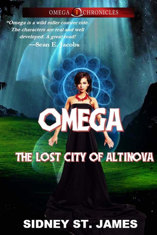 Omega: The Lost City of Altinova (Omega Chronicles) (Volume