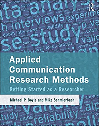 Applied communication research methods getting started as a applied communication research methods getting started as a researcher 1st edition kindle edition fandeluxe Image collections