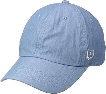 Glitch Emote Chambray Hat