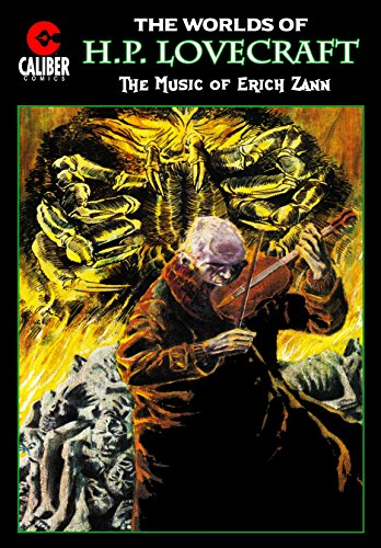 The World's of H.P. Lovecraft #5: The Music of Erich Zann
