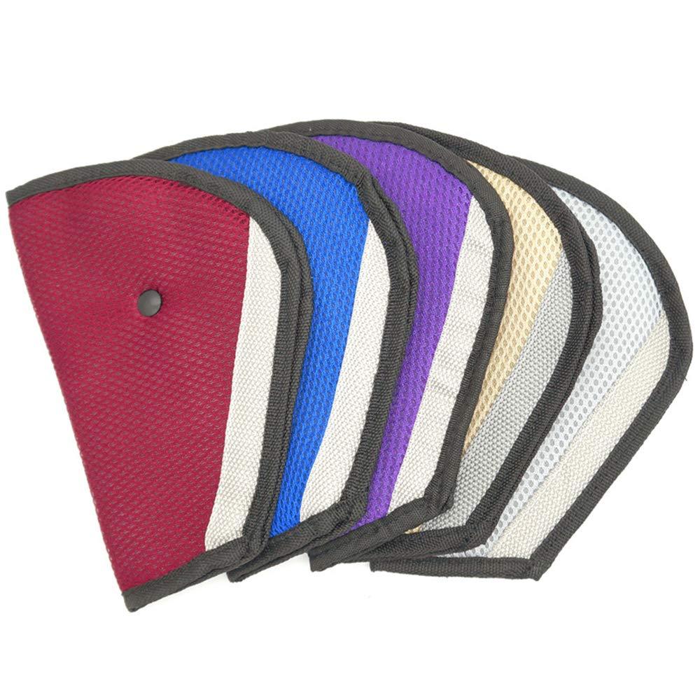Fliyeong Kids Seat belt adjuster Seat Belt Positioner Child Seatbelt Adjuster Seat Belts Protection and Safety for Kids 1 Pcs