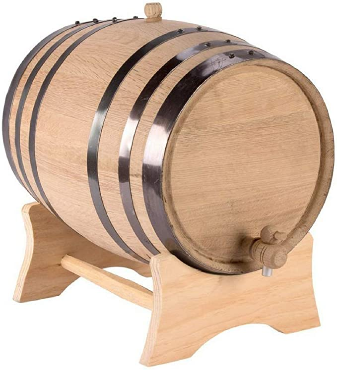 THOUSAND OAKS BARREL Barrel Wax To Seal Leaks in Oak Barrels All small Barrels for Wine Whiskey Bourbon Rum Kombucha Vinegar Mini Oak Barrel Casks