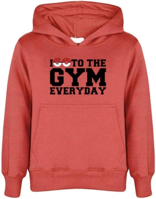 Amazon.com: Encore Pika Poke go to Gym Women and Men ...