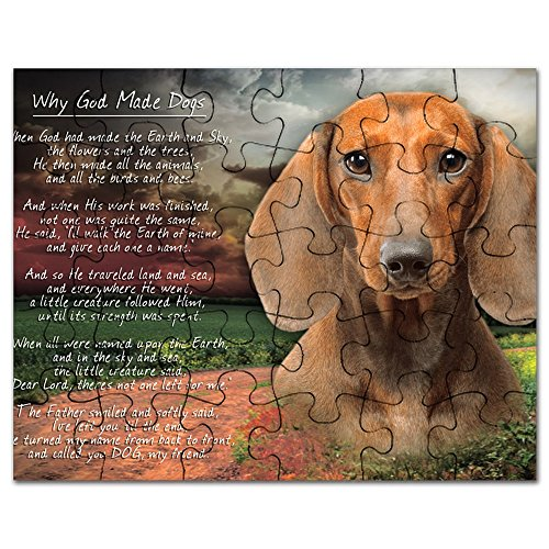 CafePress - Godmadedogs(Laptop) - Jigsaw Puzzle, 30 pcs.