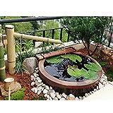 FLYTYSD Bamboo Fountain, Garden Bamboo Feng Shui