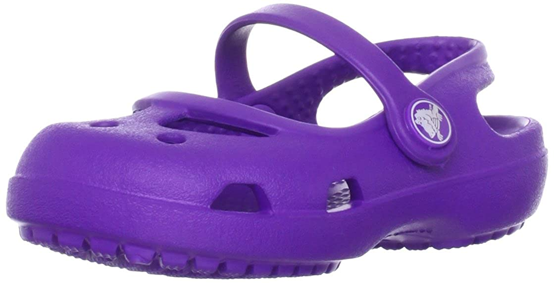 Crocs Girls' Shayna Mary Jane crocs 11372