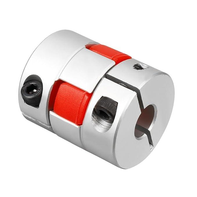 Accouplement /élastique accouplement complet flexible moteur 30mm dia 35mm Long 8 /à 14mm