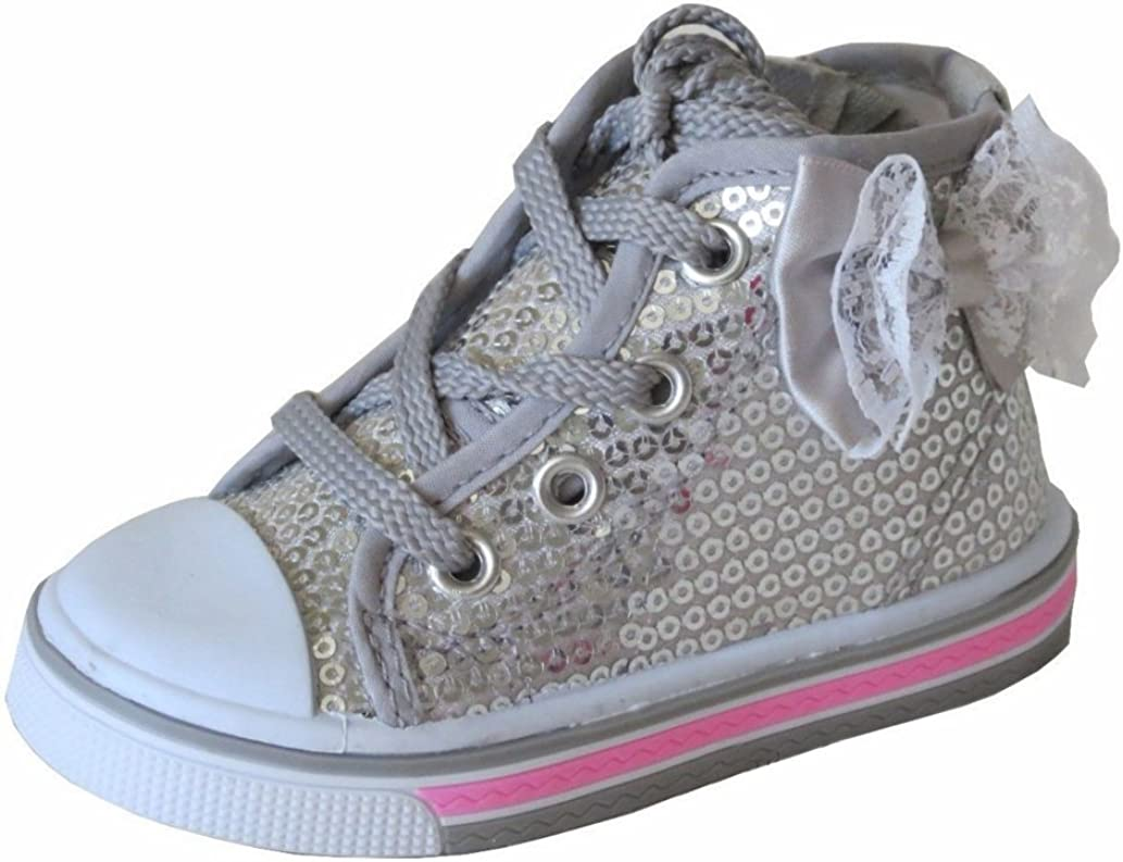 Rockland New Infant Baby Toddler Silver