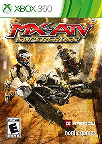 (Mx vs. ATV: Supercross - Xbox 360)