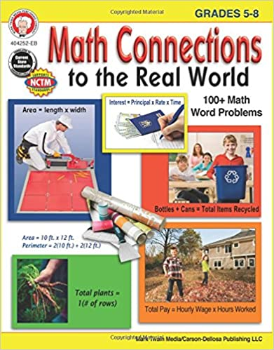 Math Connections to the Real World Grades 5-8
