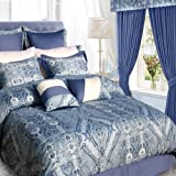 Best TRIBECA LIVING Bed Skirts - Tribeca Living Atlantis 12-Piece Cotton Bed in a Review