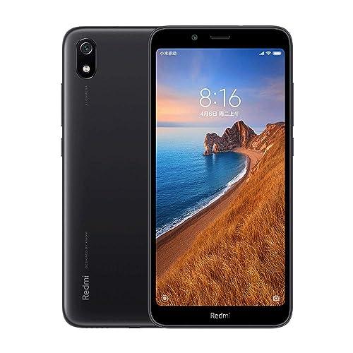 Xiaomi Redmi 7A Smartphone 2GB RAM 16GB ROM Dual SIM 5 45 Pantalla Completa HD Qualcomm Snapdragon SDM439 Octa Core Procesador Fuente Grande Cámara Trasera de 13MP Cámara Frontal de 5MP Negro