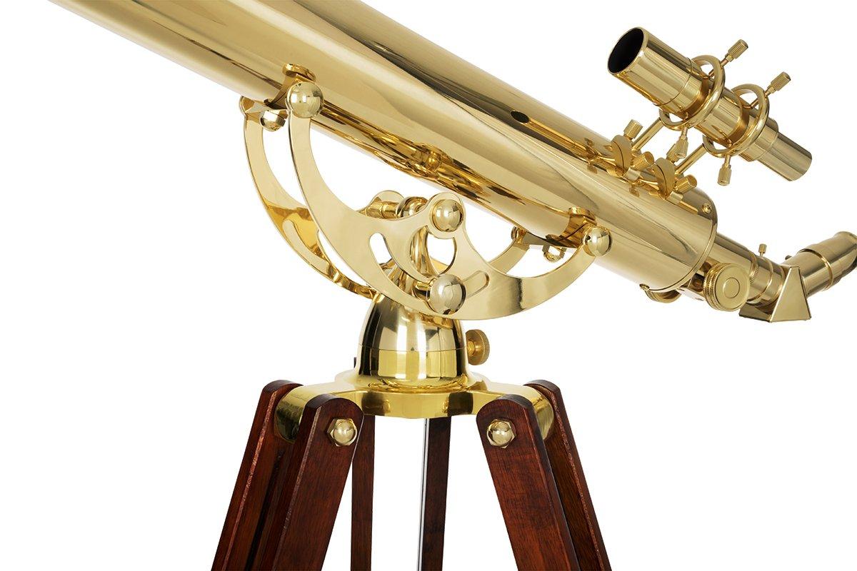Celestron 22303 50 mm Ambassador Refraktor Messing
