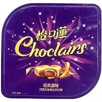怡口莲 巧克力味夹心太妃糖(经典原味装) 384g