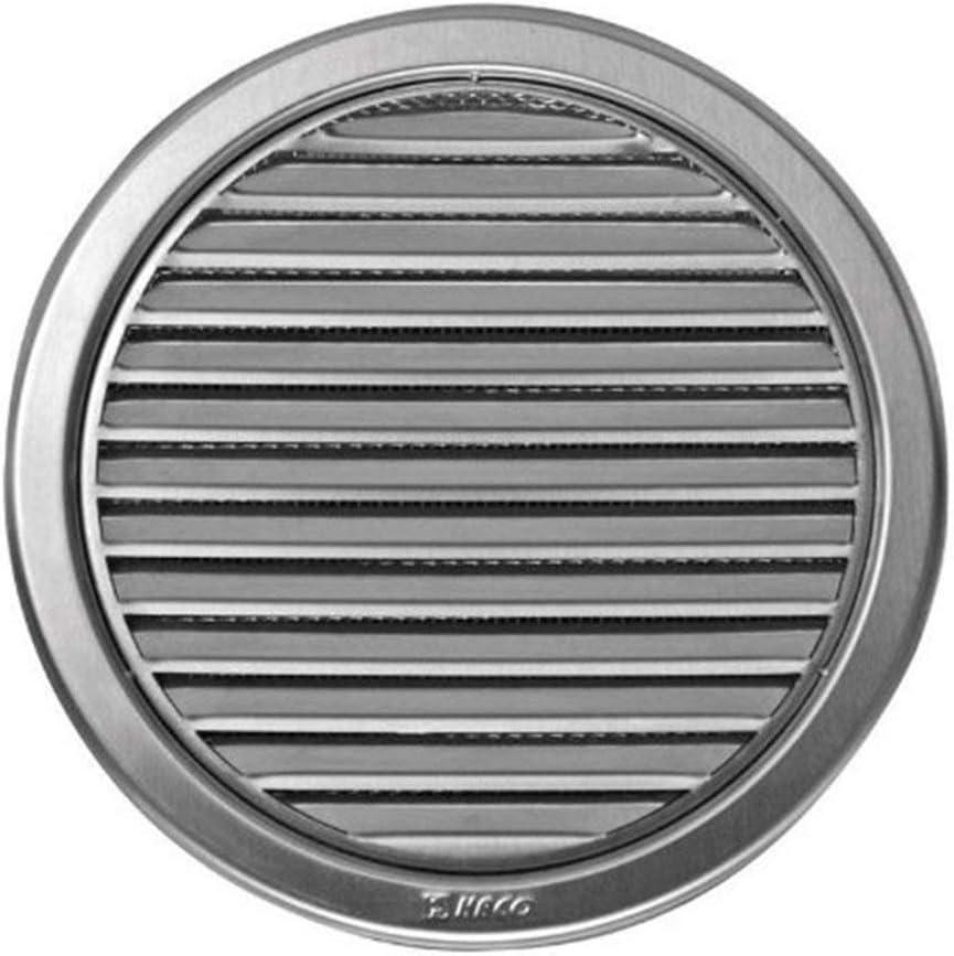 circular de acero inoxidable modelo de ventilación cubrir Ø100mm