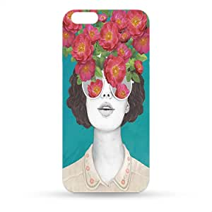 Covery Cases Imagine Back Cover For Apple Iphone 6 - Multi Color