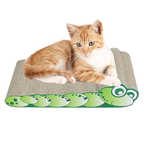 AIHOME Gato griffoirs, cartón Ondulado para Gato, Chat Tabla de rascar, Juguetes de