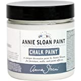 CHALK PAINT (R) by Annie Sloan - Old White (Project Pot - 4oz) – Decorative paint for furniture, cabinets, floors, home decor and accessories – Water-based – Non-toxic – Matte finish