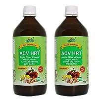 Dr. Patkar's Apple Cider Vinegar Garlic,Ginger,Lemon And Honey (Pack Of 2)(500 Ml)