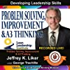 Developing Leadership Skills: Problem Solving, Improvement & A3 Thinking
