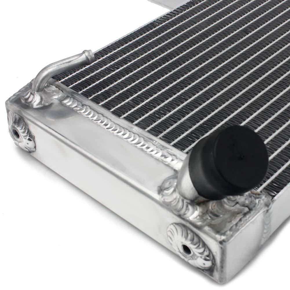 TARAZON Moto Refroidissement refroidisseur deau Radiateur pour BANDIT GSF1250//ABS 2007-2011//GSX650F GSX 650 F KATANA 2008-2016 Engine Water Cooling