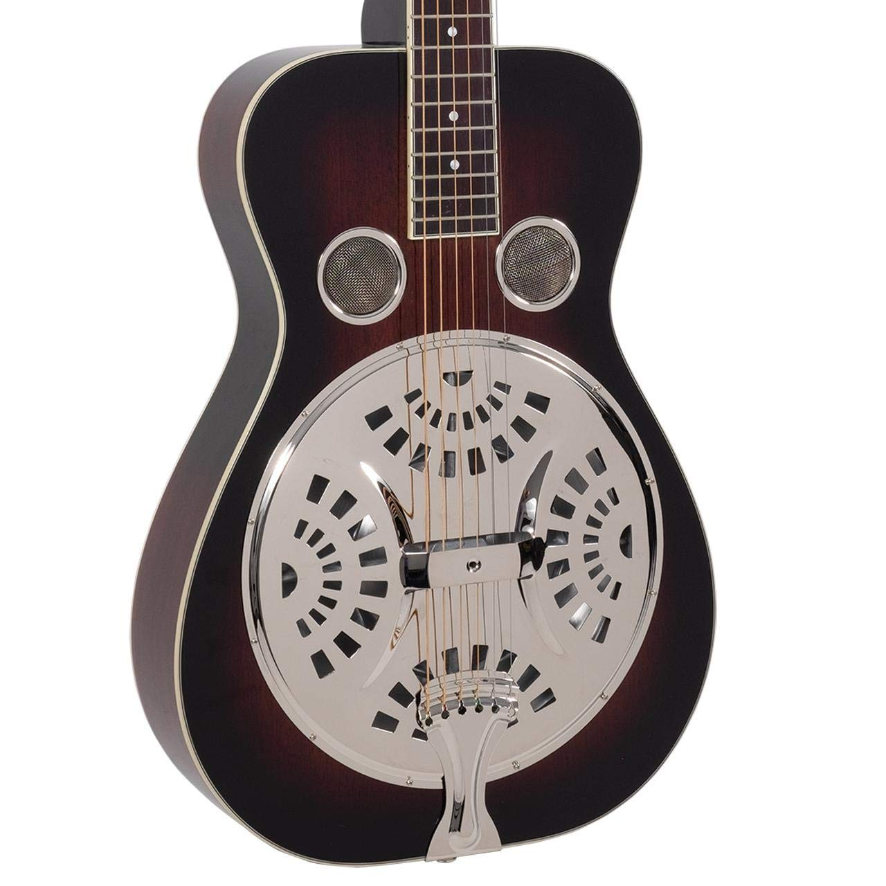 Recording King RR-36S-VS Maxwell Series Square Neck Resonator by Recording King
