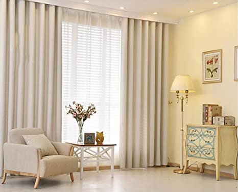 Tende moderne tende moderne cotone e tende spesse in lino prodotti