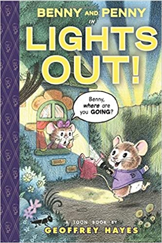 Image result for benny and penny in lights out geoffrey hayes
