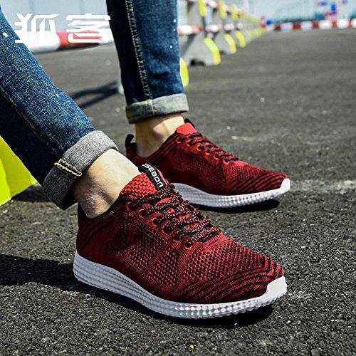 Red TIOSEBON Sneaker HK8258W 8258 Donna pwgwUHqFX