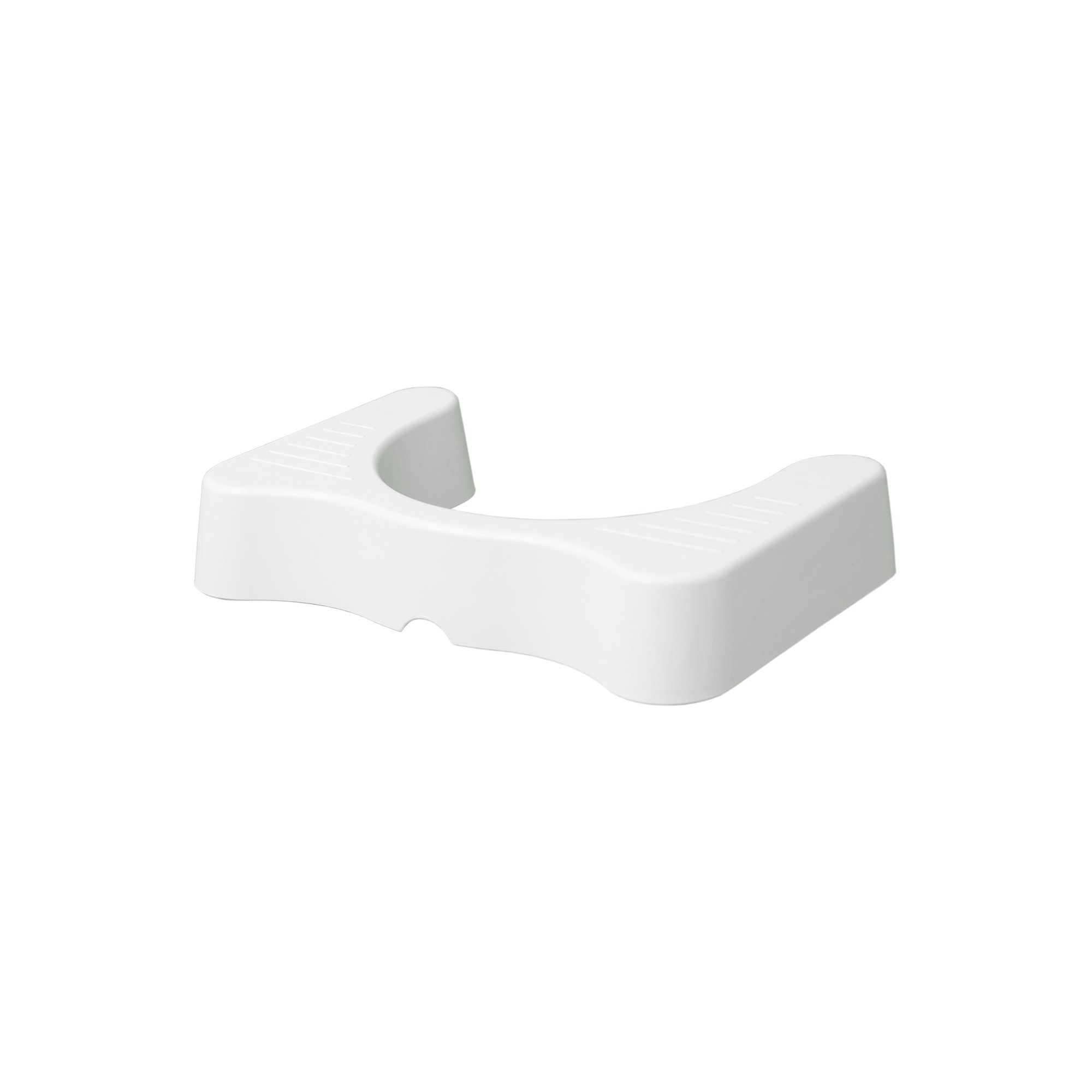 Squatty Potty The Original Bathroom Toilet Stool - Adjustable 2.0, Convertible to 7 inch or 9 inch Height, White by Squatty Potty (Image #3)