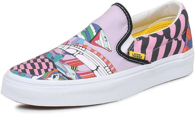 Vans Classic Slip on – Chaussures Unisexe Adulte