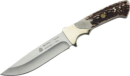 Puma SGB Halfmoon Stag Hunting Knife