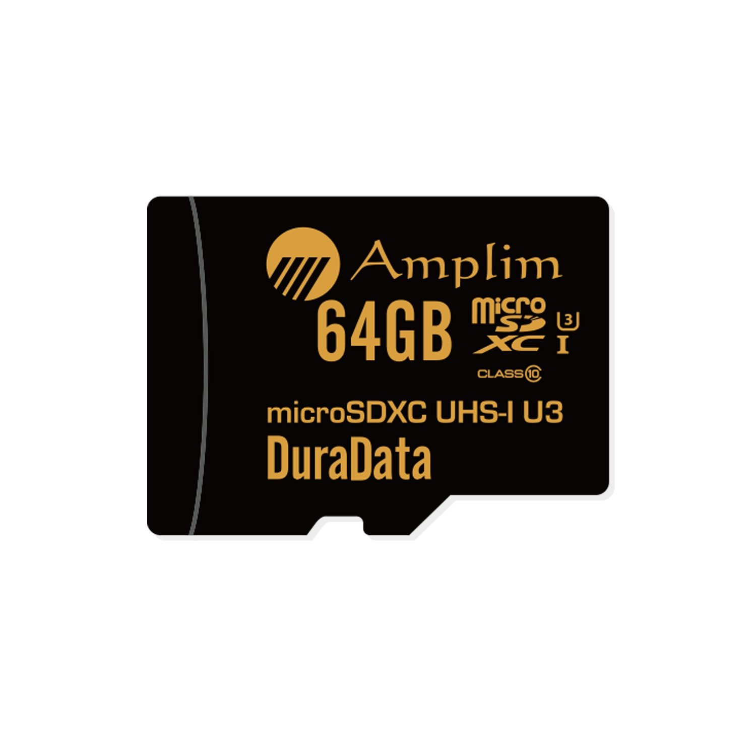 Amplim 64GB Micro SD SDXC V30 A1 Memory Card Plus Adapter Pack (Class 10 U3 UHS-I MicroSD XC Extreme Pro) 64 GB Ultra High Speed 667X 100MB/s UHS-1 TF MicroSDXC 4K Flash - Cell Phone, Drone, Camera by Amplim (Image #6)
