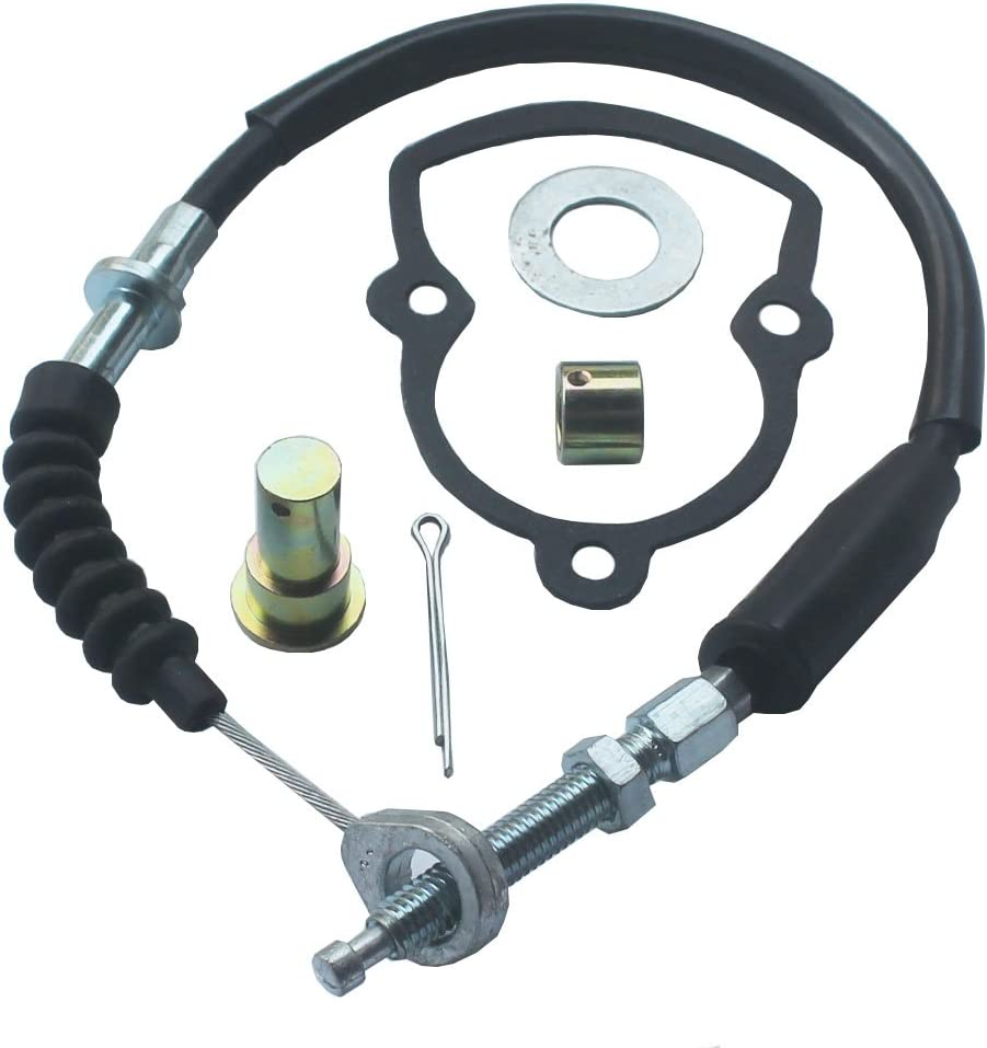 New Rear Foot Brake Cable Kit Fit For Yamaha YFS200 Blaster YFS 200 1988-2006