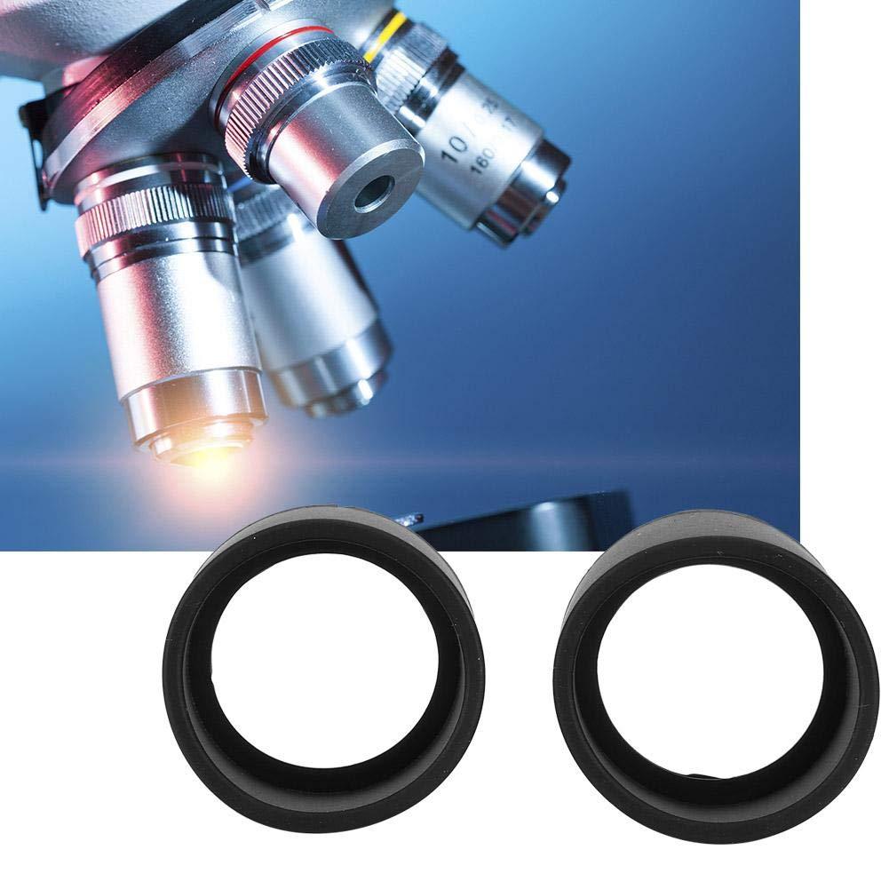 36 mm Stereo-Mikroskop mit 36 mm Durchmesser Professionelle Okularabdeckung Okularschutz Teleskop 2 St/ück f/ür 32 KP-H1 Abschr/ägung