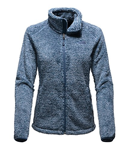 The North Face Women's Osito 2 Jacket Shady Blue Stripe Size Medium by The North Face