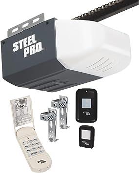 Guardian Garage Door Sp1100 Steel Pro 1 2 Hp Chain Drive Garage Door Opener Amazon Com