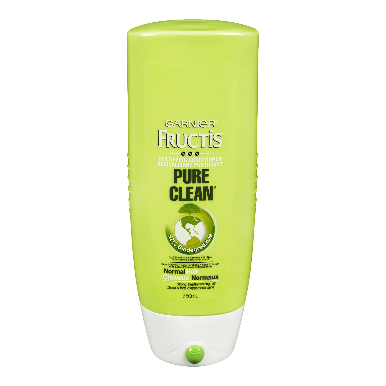 Garnier Fructis Pure Clean 2-in-1 Shampoo and Conditioner