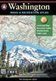 Washington Road and Recreation Atlas (Benchmark Road & Recreation Atlas)