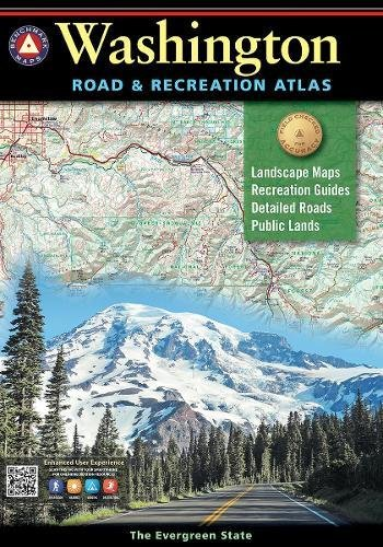 (Washington Road and Recreation Atlas (Benchmark Road & Recreation Atlas))