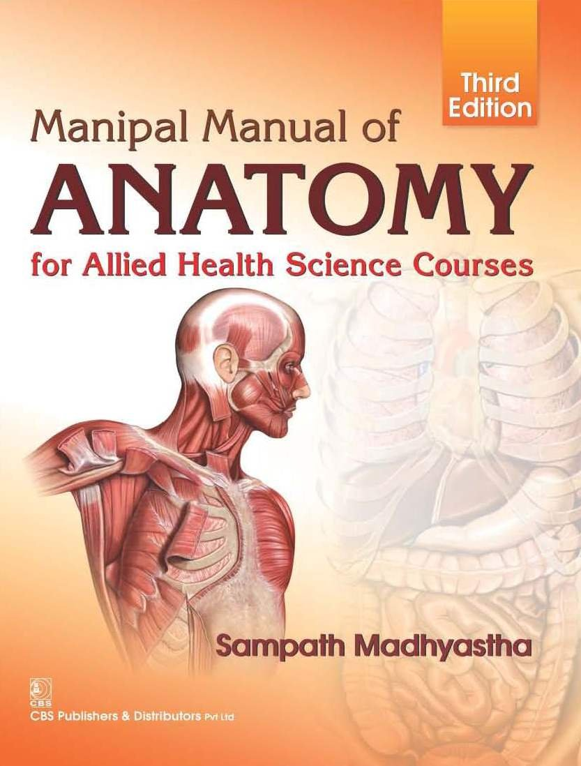 Buy Manipal Manual of Anatomy for Allied Health Science Courses Book ...