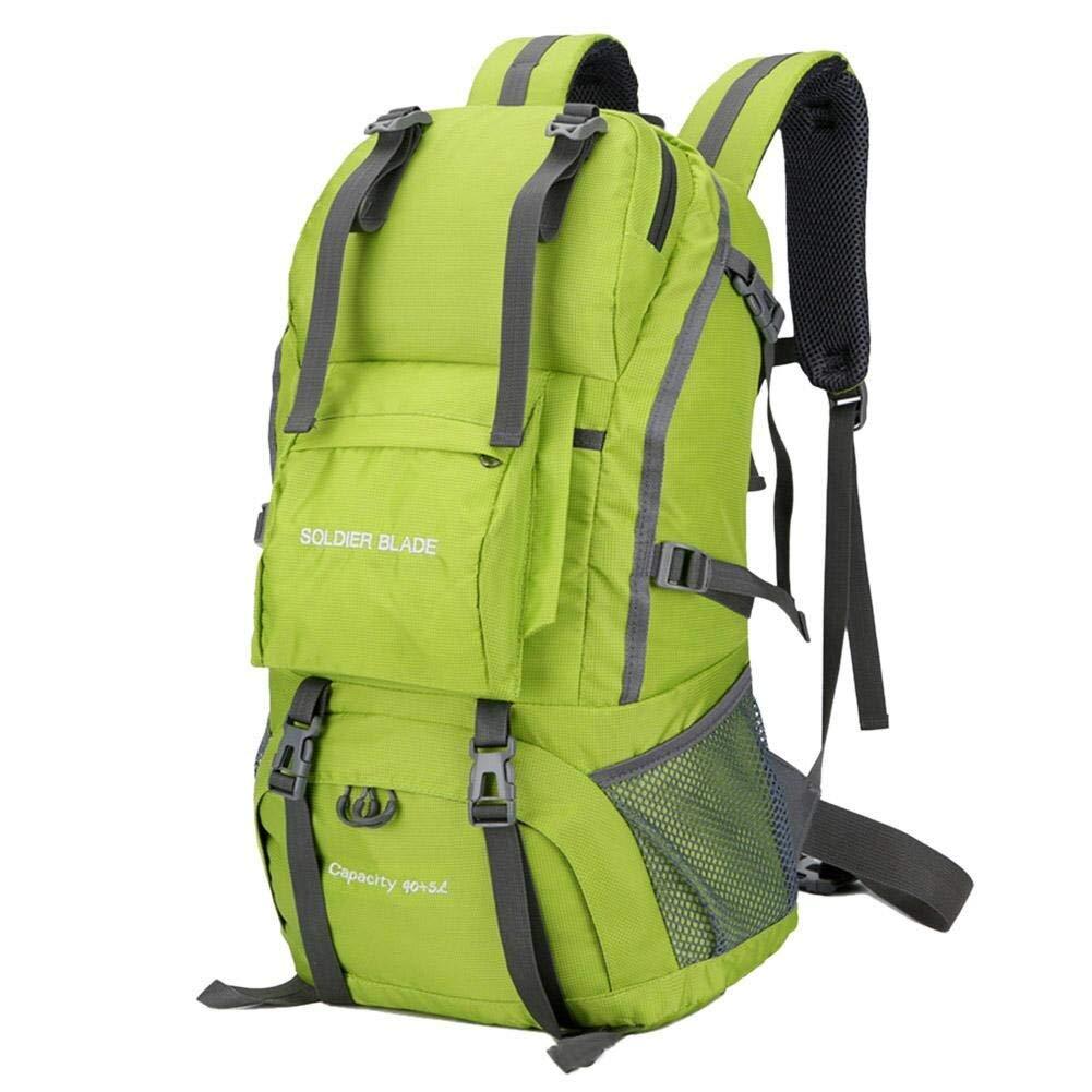 Camping Backpack Waterproof, 55l Mountaineering Outdoor Backpack Camping Bag Waterproof Hiking - Backpacks Camping, Mountaineering Backpack, Backpacks Hiking, Backpacks Waterproof by Unknown
