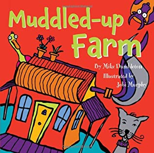 book cover of Muddled-up Farm